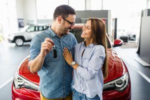 ako prebieha proces poskytnutia auto úveru